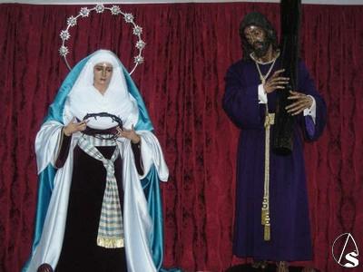 Provincia dolorosas de hebrea nuestra madre y se ora del - El tiempo dos hermanas sevilla ...