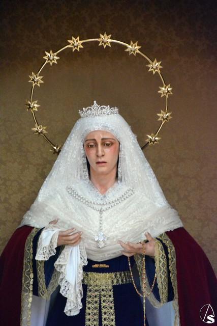 Provincia galer a original atuendo de la virgen del - El tiempo dos hermanas aemet ...