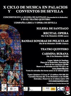 Hoy concierto en la iglesia de santiago for Concierto hoy en santiago
