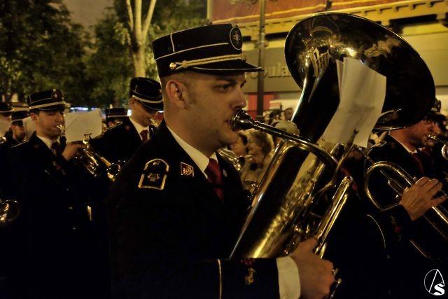 Renovadas las bandas en la Hermandad de la Candelaria - Arte Sacro