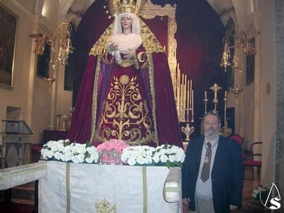 Provincia hoy traslado de la virgen de la esperanza - Antonio daza alcala la real ...