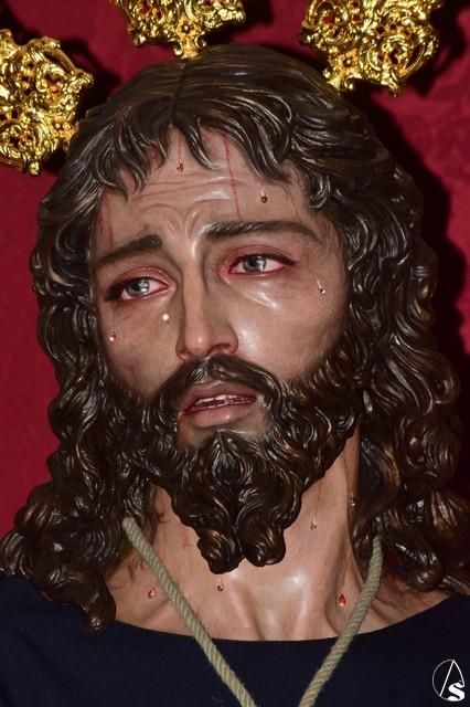 Provincia. El Señor de la Humildad de San José de la Rinconada. La cuenta atrás para su primer Sábado de Pasión - Arte Sacro
