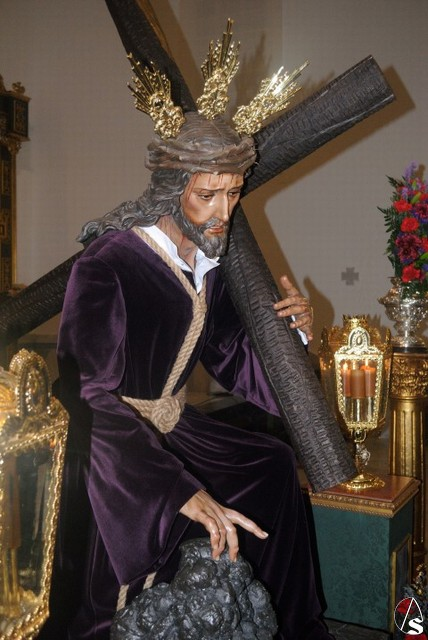 Provincia el cristo de la salud para la parroquia del - El tiempo en sevilla la nueva ...