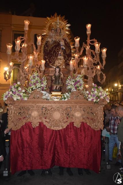 Galería. Procesión de Nuestra Señora del Rosario de Santa Catalina. Eduardo Fdez. López - Arte Sacro