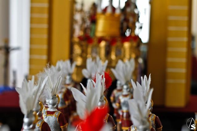Cofrades de arahal miniaturas de semana santa en arahal for Alquiler de apartamentos en sevilla para semana santa