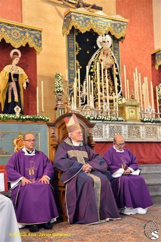 Fray Carlos Amigo Vallejo Presidi 243 La Funci 243 N A La Virgen