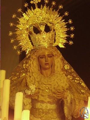 Virgen de las Maravillas de Los Arcos