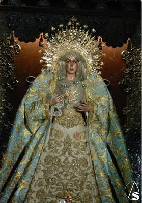Virgen de las macarenas