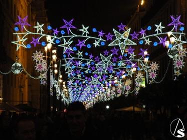 Acertada iluminaci n navide a 2011 2012 y gran ambiente en - Iluminacion sevilla ...