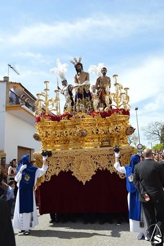 Provincia galer a lunes santo en dos hermanas manuel pinto montero - El tiempo en dos hermanas sevilla ...