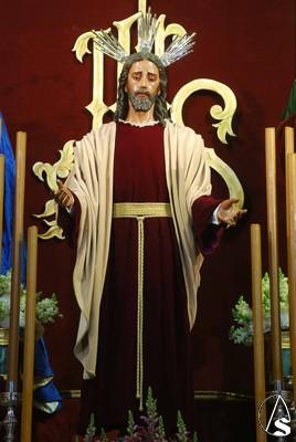 Presentación del Cartel de la Primera Salida Procesional y Solemne Quinario a Jesus de la Redención QuinarioRedencion_JuanLuisB10