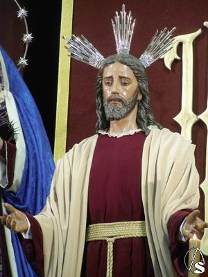 Presentación del Cartel de la Primera Salida Procesional y Solemne Quinario a Jesus de la Redención QuinarioRedencion_JuanLuisB9