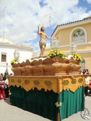 Resultado de imagen de Jesús Resucitado de Badolatosa (Sevilla)