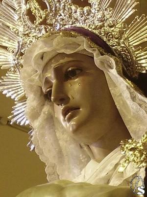 Provincia recuerden hoy besamanos y funci n solemne a la virgen de la amargura dos hermanas - El tiempo dos hermanas sevilla ...
