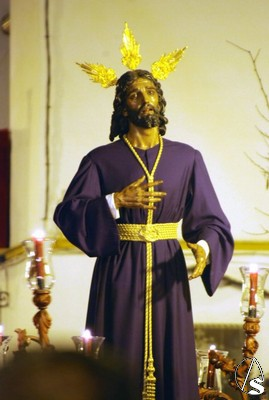 Resultado de imagen de Señor de la Victoria (La Paz) sevilla