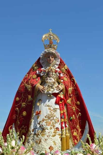 curvo Virgen paseo cerca de Gijón