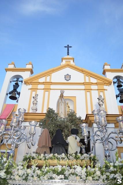 Provincia hist rica y extraordinaria procesi n de nuestra for Piscina mairena del alcor 2017