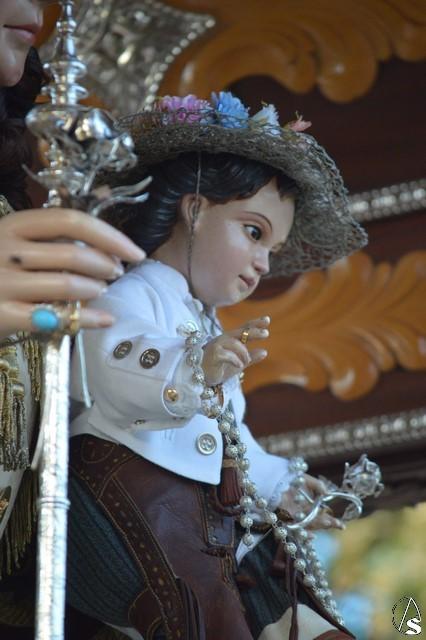 Virgen Del Rosario Alcolea Del Rio Copiar
