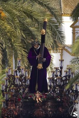 Provincia galer a ntro padre jes s nazareno de la fuensanta en v a crucis en mor n de la - Fotos de moron de la frontera ...