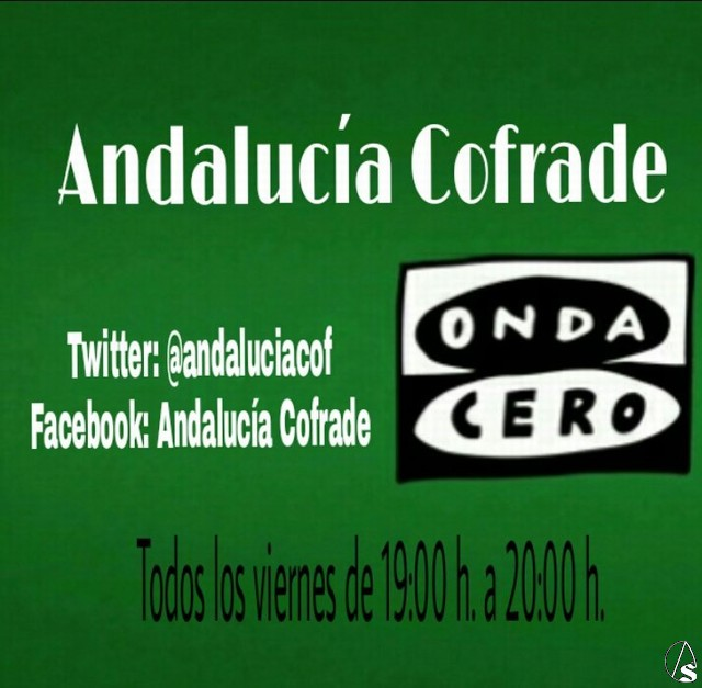 Programas Cofrades. El pregonero de Córdoba, La Divina Pastora de Málaga y el investigador Enrique Guevara , hoy, Andalucía Cofrade - Arte Sacro