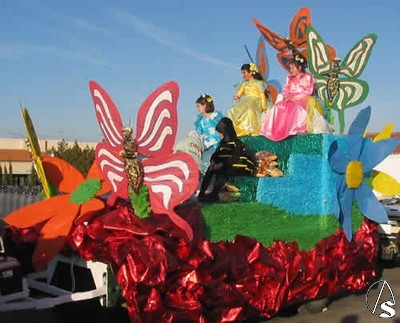 Fiestas de belalc zar cabalgatas de los reyes magos for Decoracion para reyes