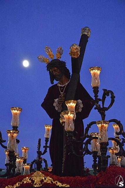 El Stmo. Cristo de la Bondad visitó a los enfermos del Hospital Universitario Virgen Macarena - Arte Sacro