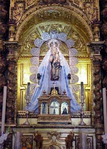 Provincia la hermandad de santa ana de dos hermanas se suma a la iniciativa de adhesi n al - El tiempo dos hermanas sevilla ...